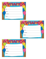Invitations-Surprise party