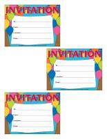 Invitations-Surprise party