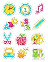 Kindergarten-accessories
