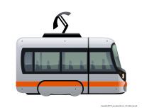 Lacing-Public transportation