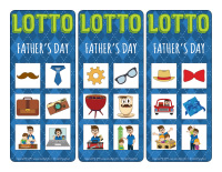 Lotto-Father's Day