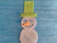Magical snowman-5