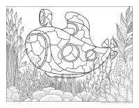 Mandalas-Submarines