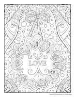 Mandalas-Valentine's Day-Love-letters