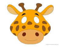 Masks-Giraffes