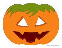 Masks-Pumpkins