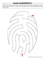 Maze-Fingerprints