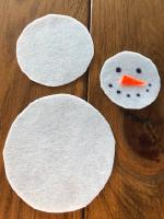 Melting springtime snowman game-3