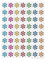 Miniature snowflakes-1