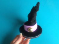 Miniature witch hat-9