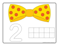 Modeling dough activity placemats-Father's Day-1