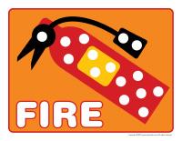 Modeling dough activity placemats-Fire-2