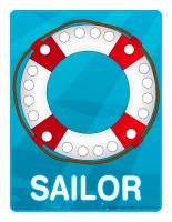 Modeling dough activity placemats-Sailors-2