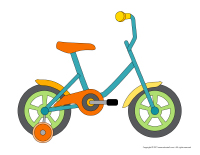 Models-Bicycles and tricycles
