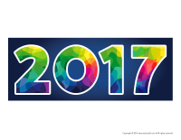 Models-Happy New Year 2017