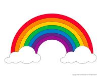 Models-Rainbows