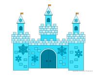 Models-Snow castles