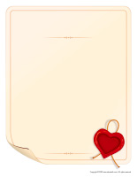 Models-Valentine's Day-Love-letters