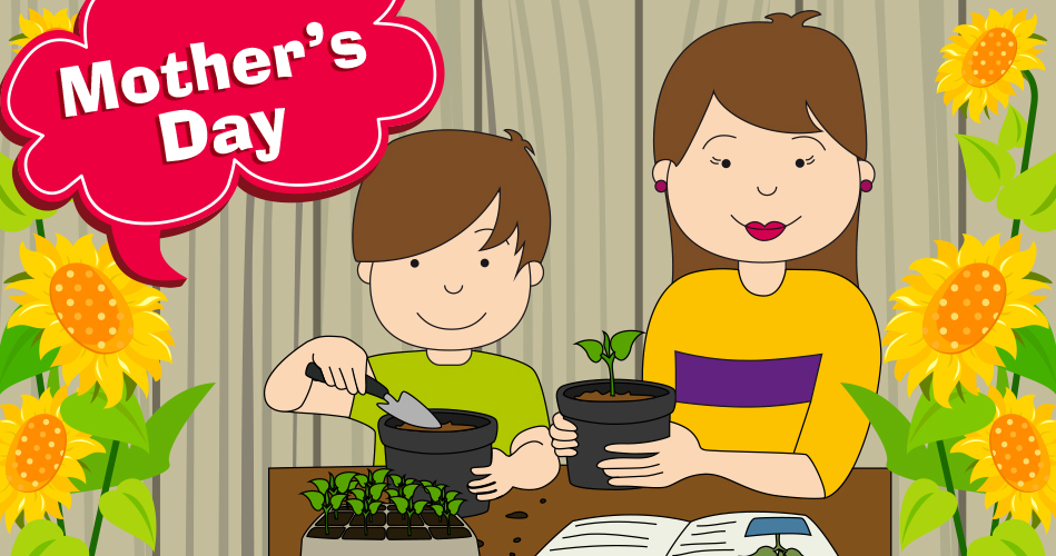 Mother's Day - 2019 - Theme and activities - Educatall