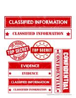 My detective file