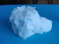 My miniature igloo-1