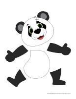 My miniature panda