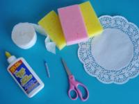 My sponge cake-2