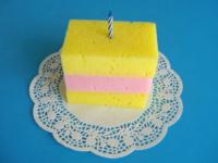 My sponge cake-4