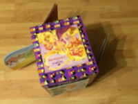 Original reading cubes