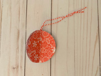 Paper Christmas Balls-4