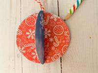 Paper Christmas Balls-6