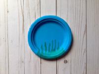 Paper Plate Goldfish Bowl-3
