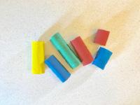 Paper roll mini city-2