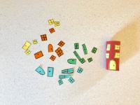 Paper roll mini city-4