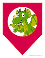 Pennants-Dragons