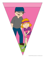 Pennants-Father's Day-1