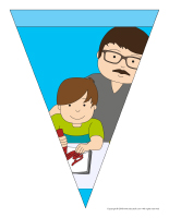 Pennants-Father's Day-2