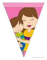 Pennants-Mother's Day-1