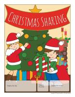 Perpetual calendar-Christmas Sharing Day
