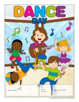 Perpetual calendar-Dance day
