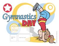 Perpetual calendar-Gymnastics Day