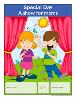 Perpetual-calendar-Special Day-A show for moms