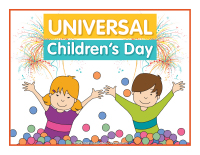 Photo booth-Universal Children's Day
