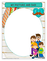 Picture frame-Father's Day 2020