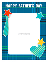 Picture frame-Father's Day