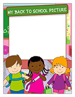 Picture frame-Kindergarten
