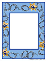 Picture frame-Police