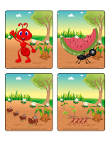 Picture game-Ants
