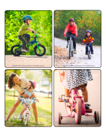 Picture game-Bicycles and tricycles-1