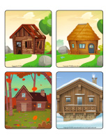 Picture game-Cabins